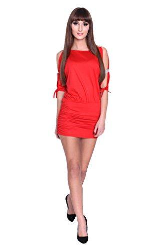 AE - Chemisier - Femme Rouge