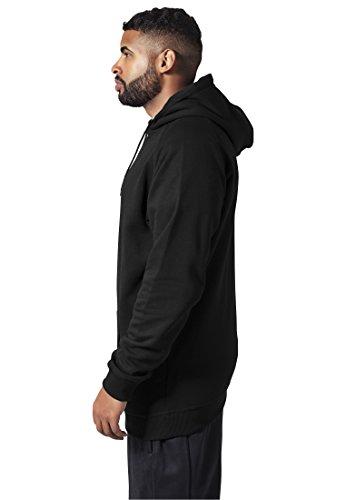 Tall Hoody Black