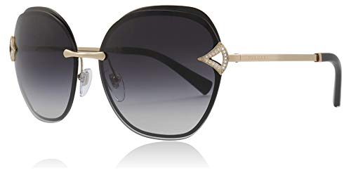 Sonnenbrillen Bvlgari Diva's Dream BV 6111B Rose Gold/Grey Shaded Damenbrillen