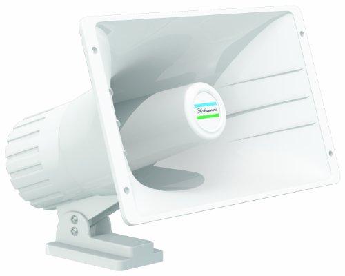 Shakespeare  - Electrónica náutica (altavoz), color blanco, talla 40W