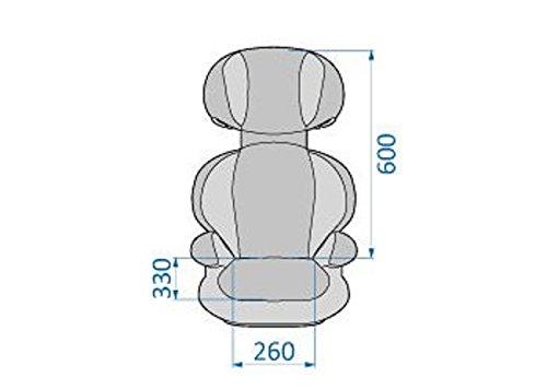Maxi-Cosi Rodi SPS Autokindersitz Gruppe 2/3 (ab 3,5 Jahre bis ca. 12 Jahre, 15-36 kg)  stone - 3
