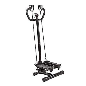 Hop-Sport Swing Side Stepper HS-25S Computer Handgriff Einstellbarer Widerstand