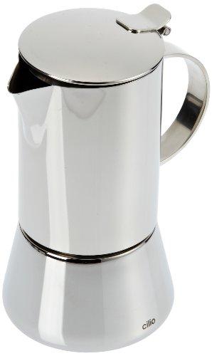 Espressokocher Aida von Cilio - F�llmenge 4 Tassen 342048
