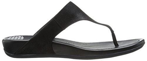 FF2™ by FitFlop™ Banda Foil allacciatura sandalo donna in vari colori 581 Black