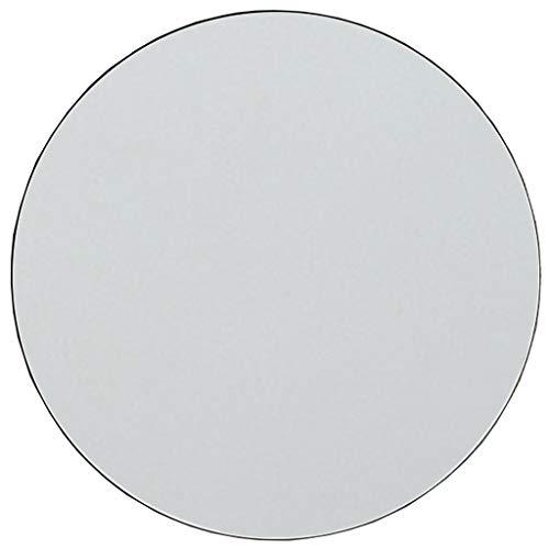 Europäische einfache rahmenlose runde Wand hängenden Spiegel (50 cm) für Bad Rasur/Dusche/dekorative/Eitelkeit/Make-up Spiegel für die Wand -