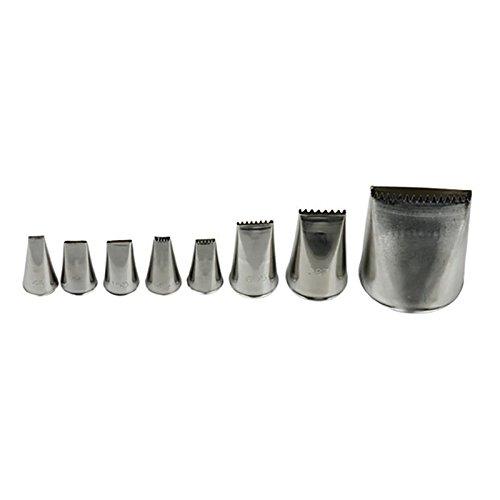 decora-0263443-douille-789-degivreur-pour-gateau-avec-16-moletages-inox-6-x-6-x-55-cm