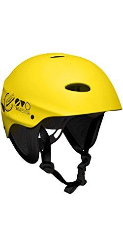 2017 Gul Evo Watersports Helmet Yellow AC0104-B3 Sizes--