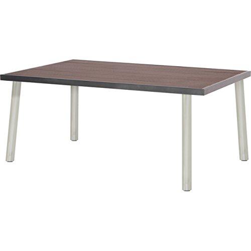 4Seasons Outdoor Venice Table 170 x 95 cm polyteak/INOX