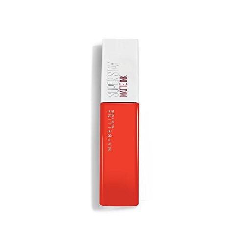 Maybelline superstay matte ink 25 héroine - rossetto