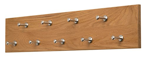 waverly-oak-wall-mounted-coat-hangers-with-9-hooks-in-light-oak-finish-solid-wooden-clothes-rack
