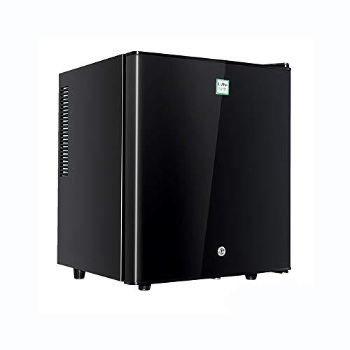 Minikühlschrank Getränkekühler   30L Bier, Wein & Getränke Kühlschrank   Kleiner Tischkühlschrank   für Zuhause, Hotel, Bar   Niedrigenergie A +, Real Door