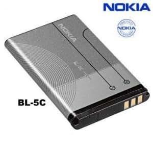 MicroMobile- Batterie de remplacement Nokia BL5C Original pour Nokia 1616