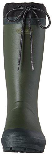 Viking Slagbjorn Winter, Bottes de Pluie Mixte Adulte Grün (Green)