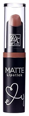 Kiss Ruby Kisses Matte Lipstick Brown Sugar (2