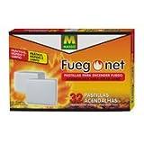 Masso 230112 - 32 pastillas para encendido de fuego gama fuegonet