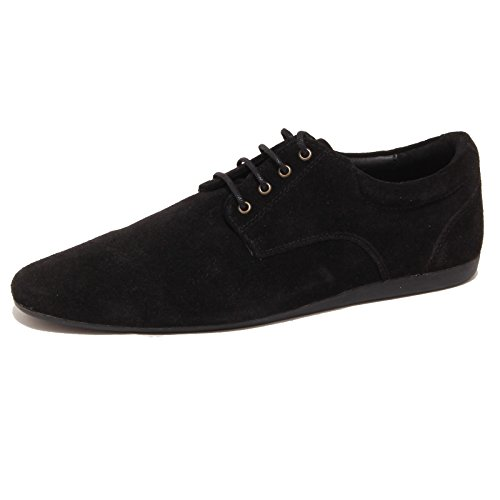 80754 scarpa NERO SCHMOOVE FIDJI NEW DERBY calzatura uomo shoes men [44]