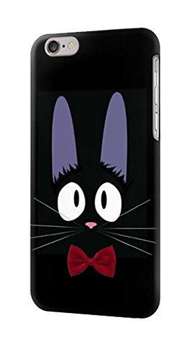 E2451 Kiki Delivery Jiji Black Cat Minimalist Case Cover Custodia per IPHONE 6S PLUS