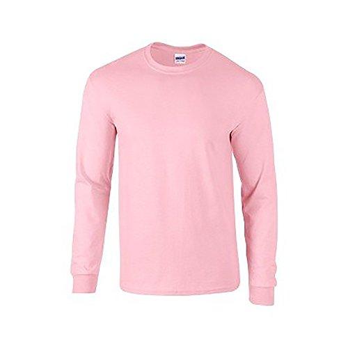 GILDANHerren T-Shirt Rosa