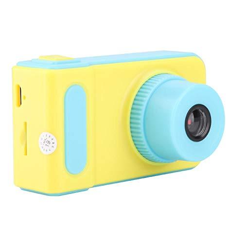 Diyeeni Cámara Digital para niños, Mini cámara para niños 8.0MP Cámara autofoto con Lente Prime, micrófono Incorporado, Funda de Silicona a Prueba de Golpes, Regalo Ideal para niñas y niños