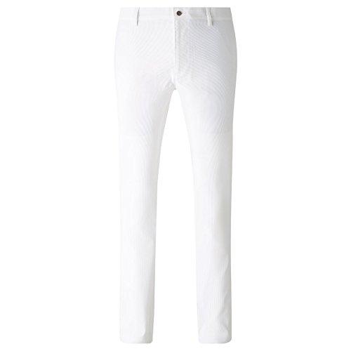 Callaway Golf Herren X Bereich Corded Hosen II Hose - Bright Weiß - 38-34 (Opti-bereich)