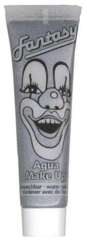 Tube de maquillage 15 ml - Fond de teint à l'eau Visage ARGENT