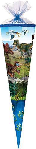 """Dinosaurier Schulranzen Set Ergo Style T-Rex World """"Raptor"""" 9tlg. Dose/Flasche Sporttasche Schultüte 85cm 30558 - 9"""