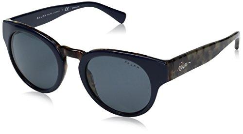 Ralph Lauren Ralph by Damen 0RA5227 163387 50 Sonnenbrille, Navy/Tort/Blueesolid,