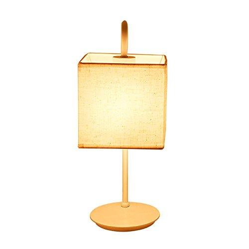 DENG IKEA, lámpara de Mesa, Dormitorio, mesita de Noche, luz cálida, Ahorro de energía, lámpara de Mesa, Moda, atenuación, Tela, lámpara de Escritorio, Dimmer Switch