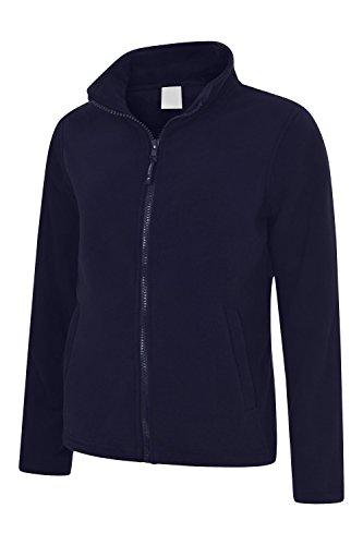 83b9d3fb72f Uneek clothing-womens-ladies clásico cremallera completa chaqueta de forro  polar