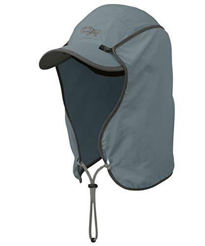 Outdoor Research Sun Runner Cap - Schirmmütze mit abnehmbarem Nackenschutz (Research Outdoor Hüte)