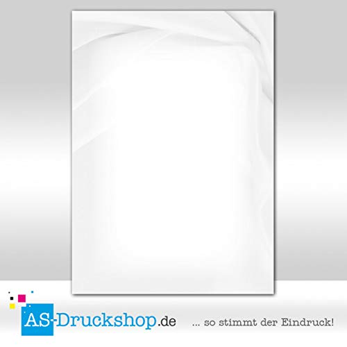 Offset Satin (Designpapier Textur - Struktur - Satin / 50 Blatt/DIN A5 / 150 g-Offsetpapier)