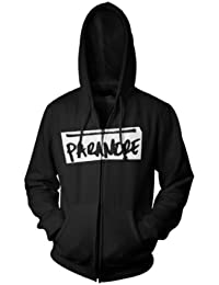 Warner Music Shirts Herren Sweatshirt Paramore Scribble Slim Fit Zip Hoodie