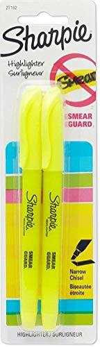 Sharpie Accent geeignet Textmarker, 2fluoreszierend gelb Textmarker (27162pp) 2er-Pack