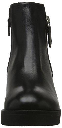 Bronx Damen Law Cowboy Stiefel Schwarz (Black 01)