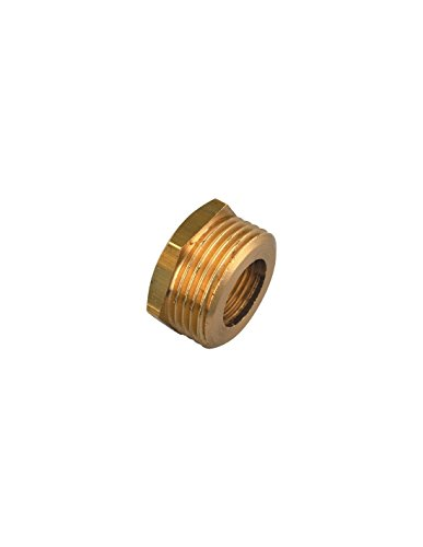 Reduction concentrique 6 pans Mâle / Femelle Raccords - Filetage 33 x 42 mm - 26 x 34 mm - Vendu par 1