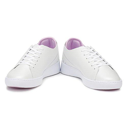 Lacoste Donna Bianco / Light Porpora Eyyla 118 1 Sneaker Bianco / Light Blu