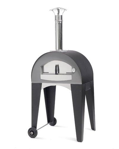 Wooden Pizza Oven Oven Ischia 60x40