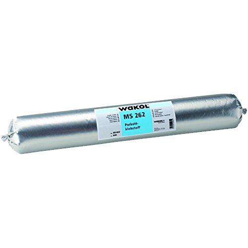 Parkettkleber Wakol MS262 | 600ml | elastischer Parkettklebstoff | lösungsmittelfrei & emissionsarm - Eiche Wand-platte