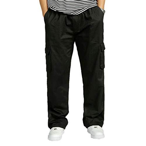 Pantalones De Los Deportes Cargo De Los Hombres Los