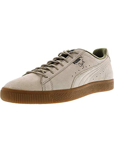 Puma Hombres Loafers Braun Groesse 10.5 US /44.5 EU -