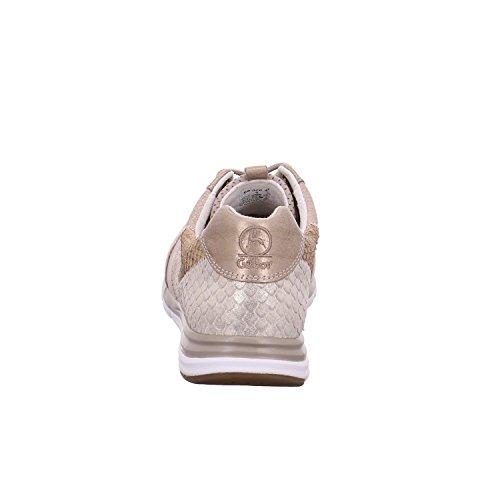 Gabor  66306-44, Chaussures de ville à lacets pour femme Sable