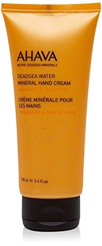 AHAVA Crema Mineral para Manos Mandarina y Cedro -...