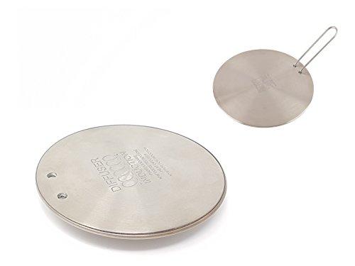 Adaptateur Ilsa pour plaque à induction - 12 cm