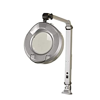 Aslak ALM3–Neon Lamp with Magnifier