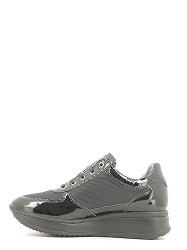 Liu Jo Girl B22586X Nero Sneakers Scarpe Donna Calzature Comode Woman Shoes Nero