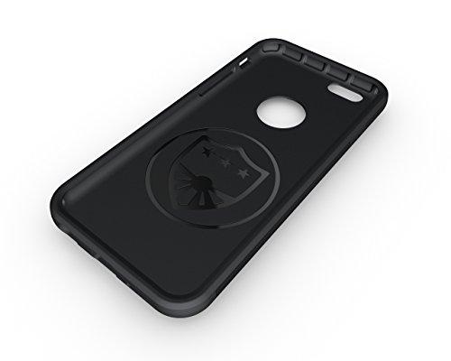 CruzerLite Spartan Dual Protection Hülle für Apple iPhone 6 Plus gold Black