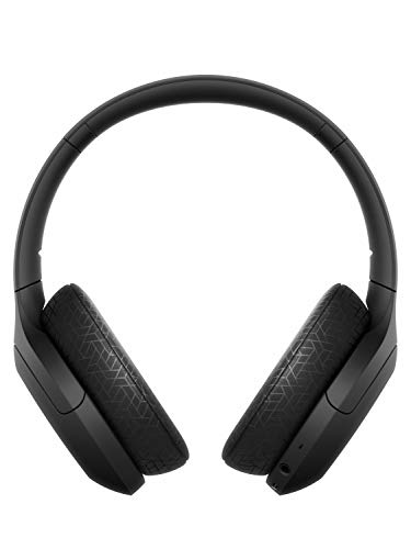 Sony WH-H910N kabellose High-Resolution Kopfhörer (Noise Cancelling, Bluetooth, Ambient Sound Modus, Quick Attention Modus, bis zu 40 Std. Akkulaufzeit) schwarz - 8