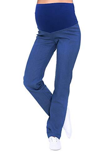 Straight Umstandshose mit geradem Bein in verschiedenen Farben