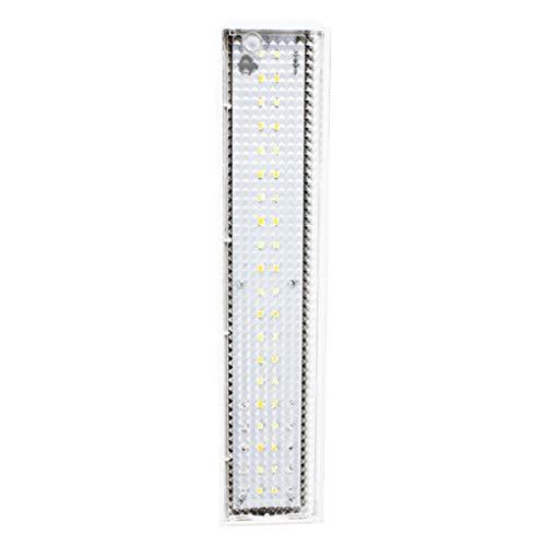 F Fityle Solar Led Lichtleiste USB aufladbare dimmbare Nachtlampe Leselampe Campinglampe Magnet Unterbauleuchte