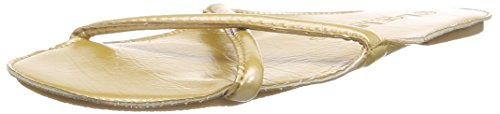 Lise Lindvig Bibi Damen Slingback Gold (Light gold)